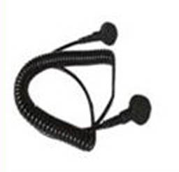 Wrist Strap Coiled Cord