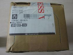 Xy lanh SMC MSQB100A-M9BW