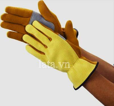 Găng tay sợi chống cắt