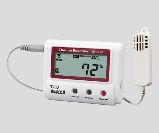 Máy ghi nhiệt độ độ ẩm không dây  ( THERMO-HYGRO RECORDER )