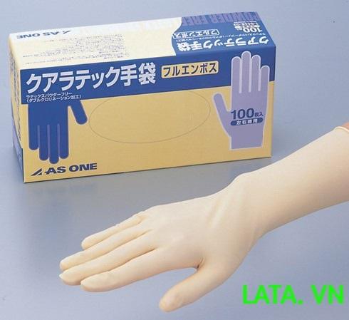 Găng tay phòng sạch, Gang tay cao su